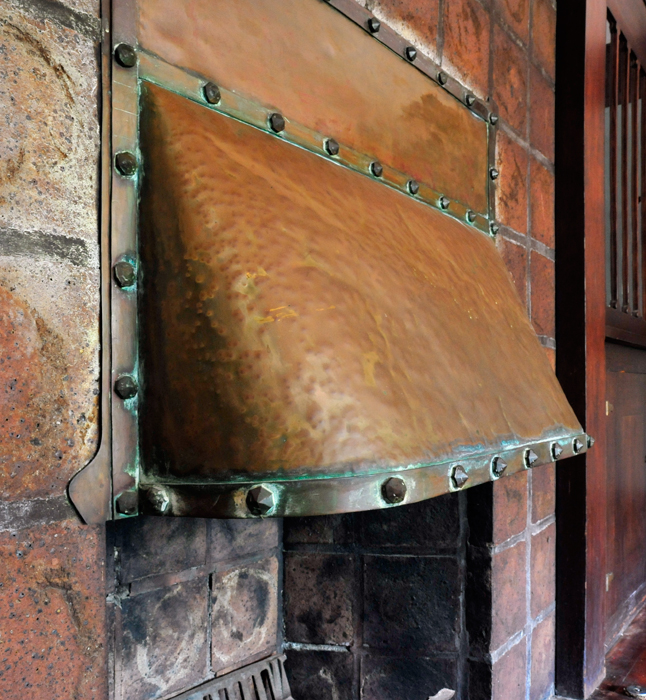 Brand new Copper Fireplace. Excellent Images About Fireplace On Pinterest  JO21